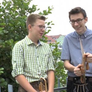 Impressionen der Neuhauser Schlossbläser