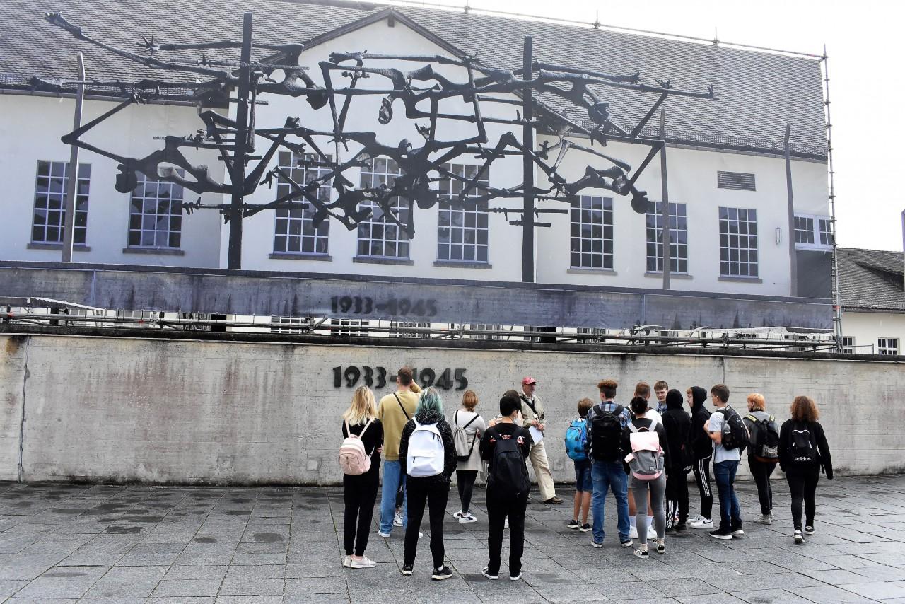 Blick in ein dunkles Kapitel deutscher Geschichte