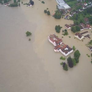 Projekt Hochwasser 2013